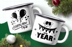 Web Font New Year Dingbats Product Image 4