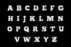 Flared Font Product Image 3