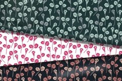 Summer Fresh Floral Seamless Pattern Product Image 3
