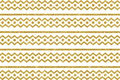 Gold Glitter Decorative Overlays Product Image 4