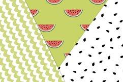Watermelon Seamless patterns Product Image 3