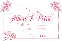 Young Angel Calligraphy Font Product Image 4