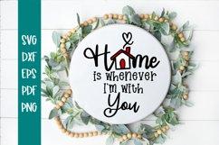 Home SVG - Farmhouse SVG - Love SVG Product Image 1