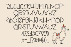 Stinky Llama - A Quirky Hand-Written Font Product Image 2