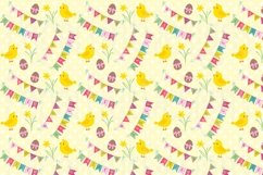 Easter Clipart and Digital Papers Set Product Image 4