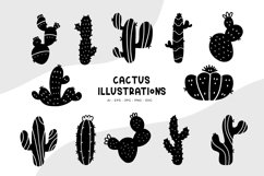 Cactus Illustrations Product Image 1