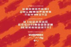 Web Font ZAKURRA Font Product Image 5
