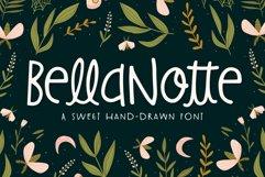 BellaNotte Font Product Image 1