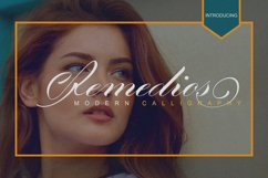 Remedios Product Image 1