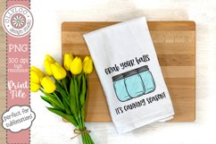 Grab Your Balls, It's Canning Season | Food Pun Sublimation Product Image 2