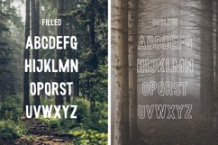 Wonderful Wilderness Font Duo Product Image 6