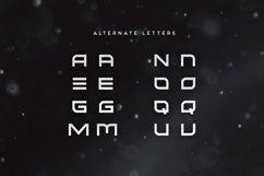Kusanagi - Futuristic Font Product Image 4