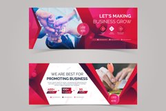 Modern Corporate Branding Identity Stationery Template Product Image 9