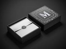 Square Box Mock up Product Image 3