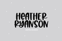 Web Font Frenzy - A Quirky Handwritten Font Product Image 3