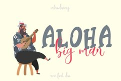 Aloha Big Man Product Image 1