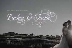 Forever in Love Script Font Product Image 5