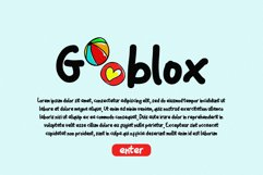 Fun Story Font Product Image 4