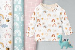 Cute rainbow patterns. Product Image 2