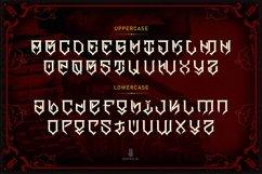 GILLES DE RAIS | gangster type font Product Image 3