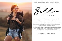 the Strong Signature - Luxury signature font Product Image 6