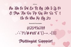 My Beloved - Cute and Lovely Font Product Image 2