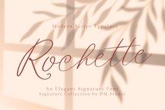 Rochette - Elegant Signature Font Product Image 1