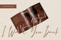 Web Font Honestly - A Beauty Signature Font Product Image 4