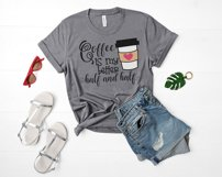 Coffee Bundle | 10 Funny Coffee SVG or Sublimation Designs Product Image 2