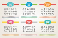 83 Off - Hand Drawn Icons Bundle Product Image 2
