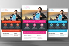 Marketing Flyer Template Product Image 1