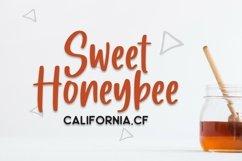 Web Font Honey Moon - Handlettering Font Product Image 4