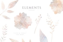 MISTY Dusty Floral Graphics and Monograms Product Image 5