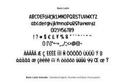 Craft Font Bundle Product Image 2