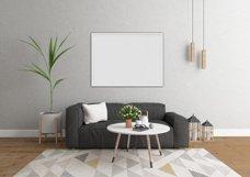 Interior mockup bundle - blank wall mock up Product Image 6