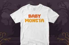 Monster Funny - Cute Display Font Product Image 2