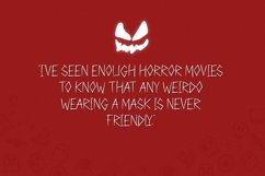 ClawMan | Web Font Product Image 2