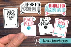 Packaging Pickup Sticker Bundle PNGs Product Image 1