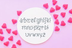 Candy Hearts Valentine Font Product Image 3