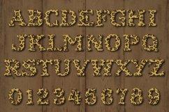 Leopard Fur Alphabet Sailors Diary Product Image 2