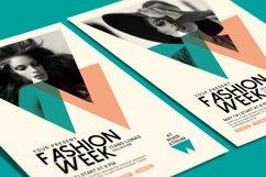 Fashion Week Flyer Product Image 3