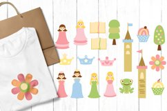 Just For Girls Clip Art Illustrations Huge Bundle Product Image 3