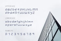 Akido Modern Edgy Font for Logotype and Wordmark Product Image 6
