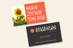 Enjoy Things - Modern Typeface Product Image 3