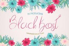 Black Kost Script Product Image 1