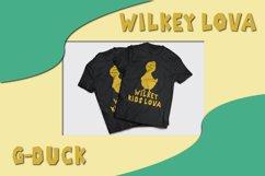 Wilkey Typeface Product Image 4