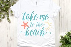 Beach SVG Bundle - Cut Files for Crafters Product Image 3