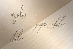 Sunlight - Signature typeface Product Image 2