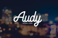 Audy Product Image 1