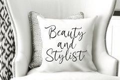 Sechillia Ruster - Handwritten font Product Image 6